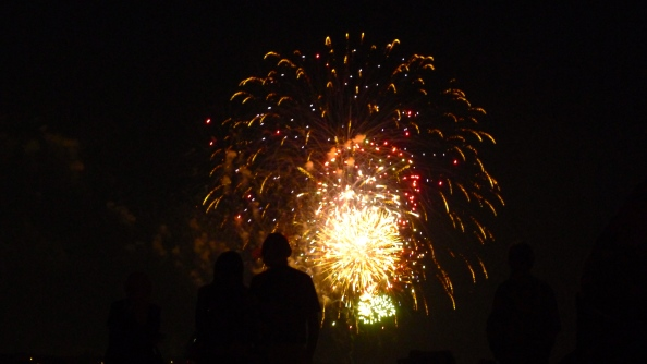 Canada Day Fireworks, Barrie Waterfront