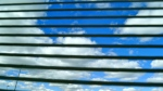 Airport blinds at Toronto Pearson, YYZ