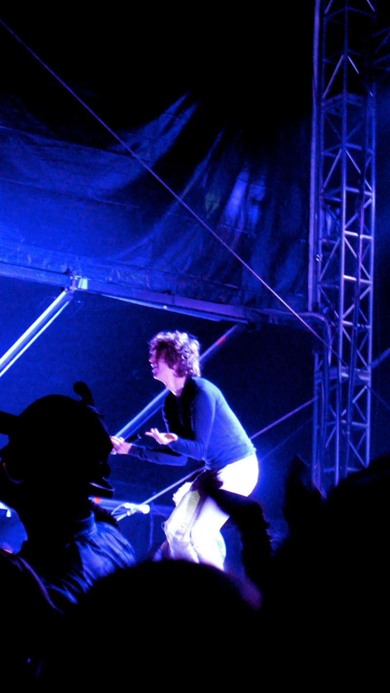 The Kooks Groovin the Moo Canberra