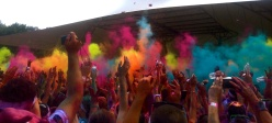 Tickle Me Pink: Color Run Canberra