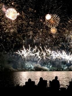 Canberra Skyfire- big fireworks celebration