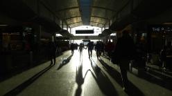 Toronto Pearson Airport at dawn